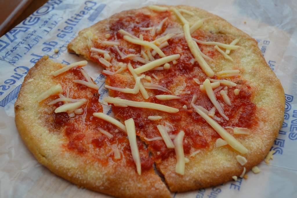 Pizza de Ines Rosales